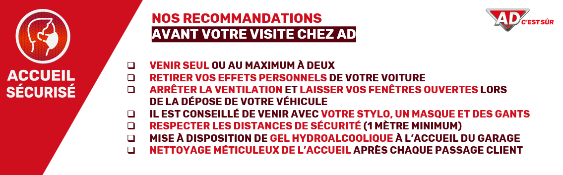 Recommandations Atelier Covid-19