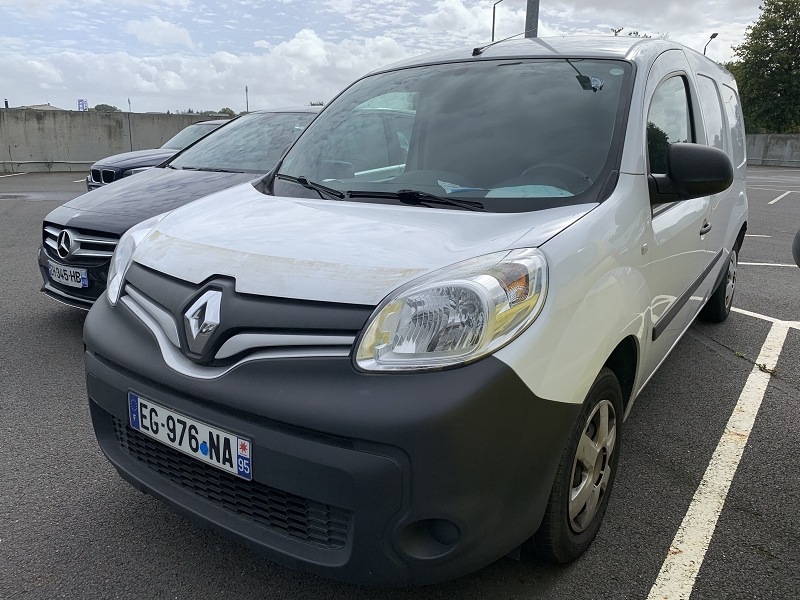 Renault KANGOO II EXPRESS 1.5 DCI 90 ENERGY MAXI GRAND VOLUME EXTRA R-LINK Diesel BLANC Occasion à vendre