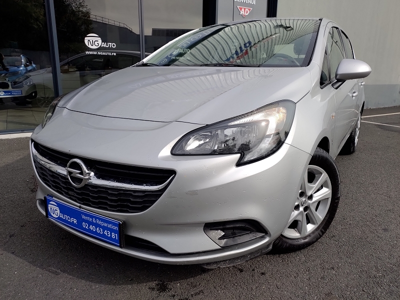 Opel CORSA 1.4 90CH EDITION START/STOP 5P Essence GRIS CLAIR METAL Occasion à vendre