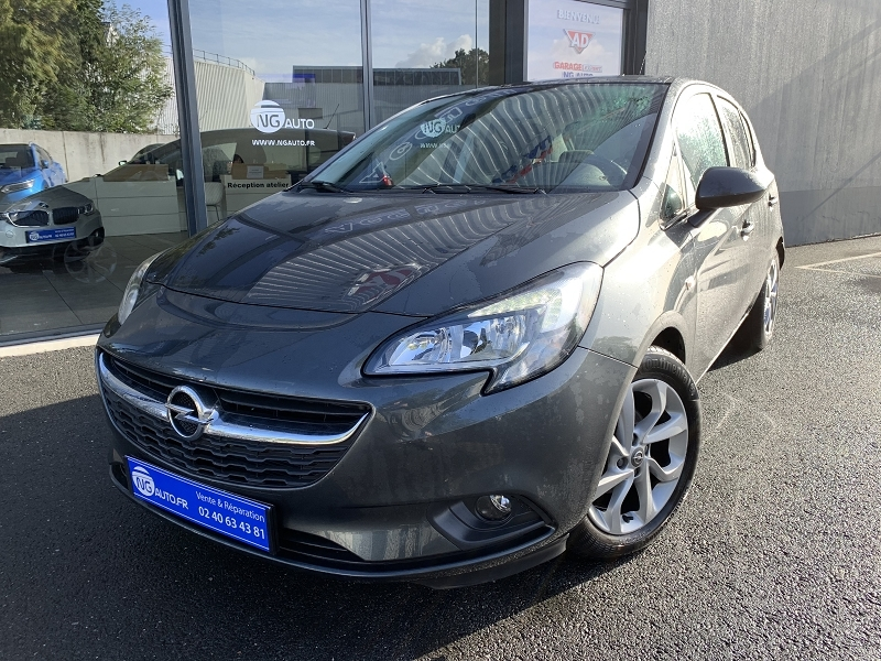Opel CORSA 1.4 90CH EDITION START/STOP 5P Essence GRIS FONCE METAL Occasion à vendre