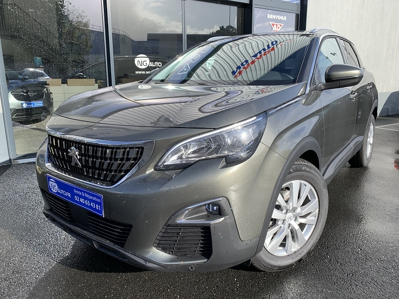 Photo 1 de l'offre de PEUGEOT 3008 1.5 BLUEHDI 130CH E6.C ACTIVE BUSINESS S&S EAT8 à 28980€ chez NG AUTO