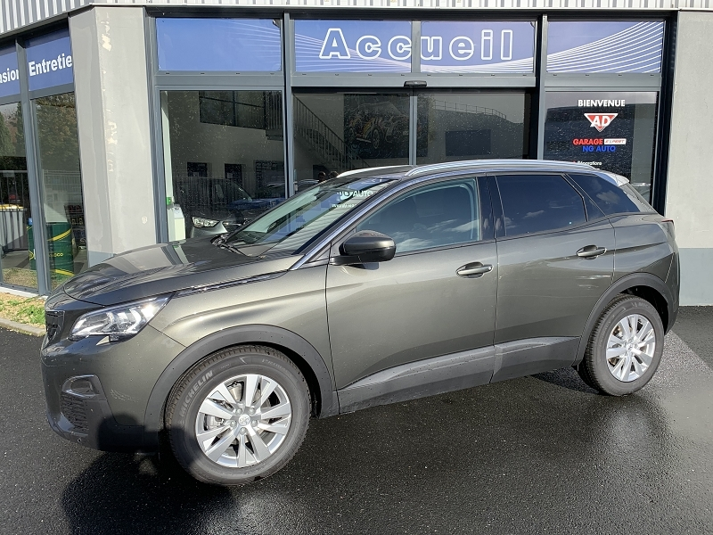 Photo 2 de l'offre de PEUGEOT 3008 1.5 BLUEHDI 130CH E6.C ACTIVE BUSINESS S&S EAT8 à 28980€ chez NG AUTO