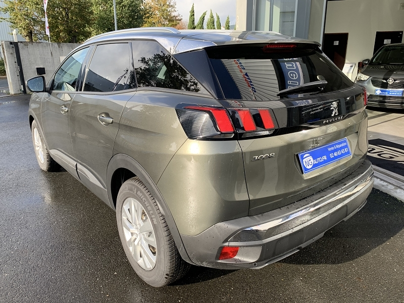 Photo 4 de l'offre de PEUGEOT 3008 1.5 BLUEHDI 130CH E6.C ACTIVE BUSINESS S&S EAT8 à 28980€ chez NG AUTO
