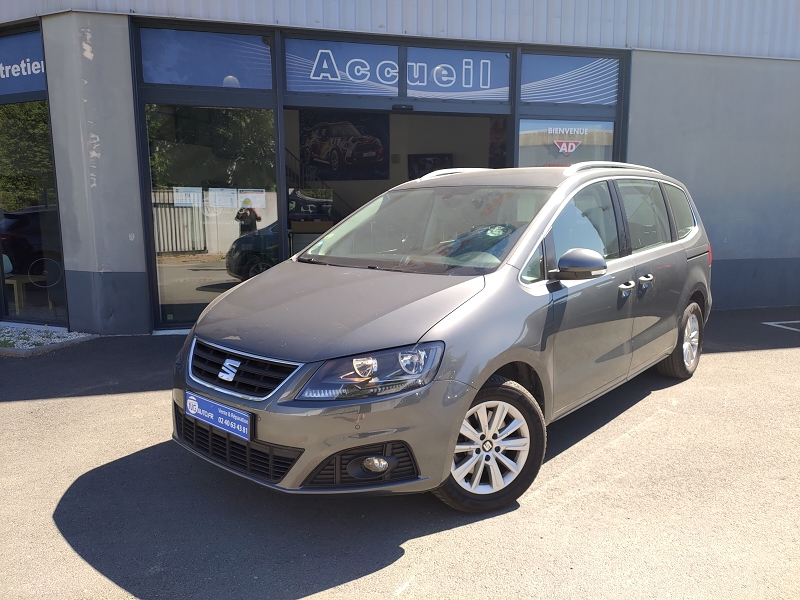 Seat ALHAMBRA 2.0 TDI 150CH FAP STYLE START/STOP Occasion à vendre