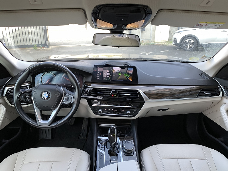 Photo 5 de l'offre de BMW SERIE 5 (G30) 530DA XDRIVE 265CH EXECUTIVE à 25980€ chez NG AUTO