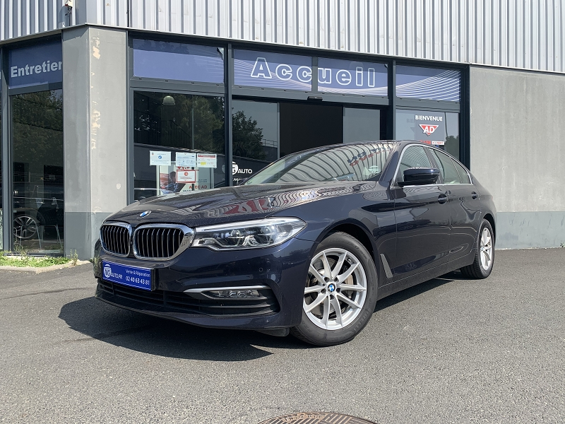 Photo 1 de l'offre de BMW SERIE 5 (G30) 530DA XDRIVE 265CH EXECUTIVE à 25980€ chez NG AUTO